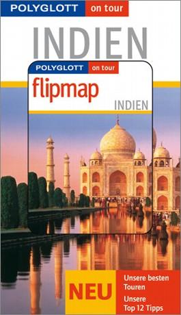 Indien, m. Flipmap