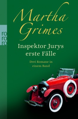 Inspektor Jurys erste Fälle