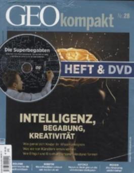 Intelligenz, Begabung, Kreativität, m. DVD