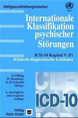 Internationale Klassifikation psychischer Störungen, Klinisch-diagnostische Leitlinien