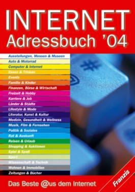 INTERNET Adressbuch '04