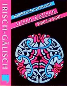 Irisch-Gälisch Wort für Wort, 1 Cassette