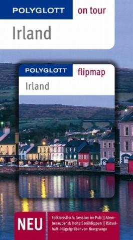 Irland - Buch mit flipmap