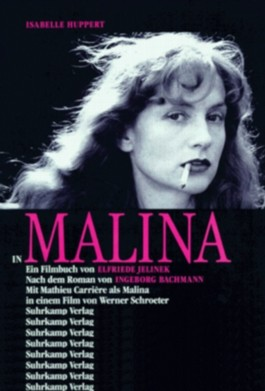 "Isabelle Huppert in ""Malina"""