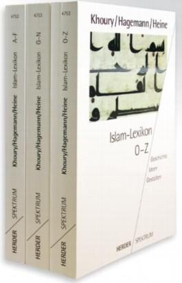 Islam-Lexikon, 3 Bde.