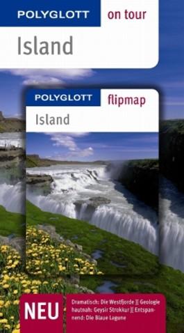 Island - Buch mit flipmap