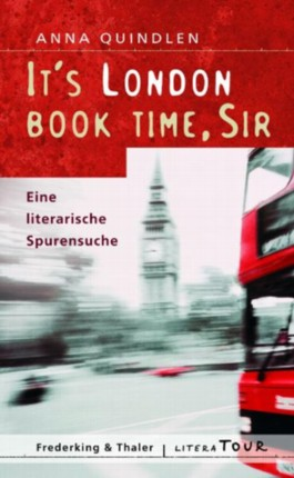 It´s London Book Time, Sir