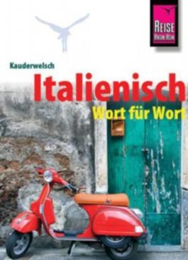 Reise Know-How Kauderwelsch Italienisch - Wort für Wort