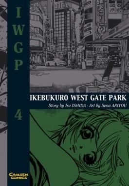 IWGP - Ikebukuro West Gate Park / Ikebukuro West Gate Park, Band 4