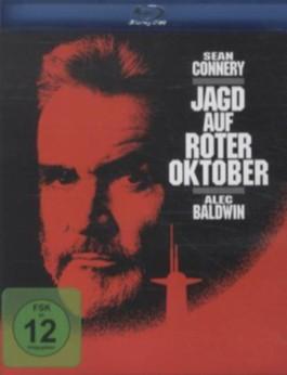 Jagd auf Roter Oktober, 1 Blu-ray