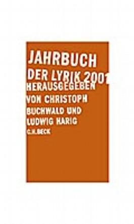Jahrbuch der Lyrik 2001