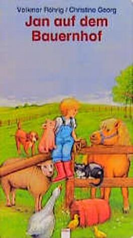 Jan auf dem Bauernhof