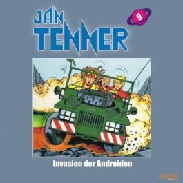 Jan Tenner Classics 09 - Invasion der Androiden