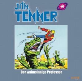 Jan Tenner Classics 10 - Der wahnsinnige Professor