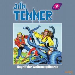 Jan Tenner Classics 11 - Angriff der Weltraumpflanzen