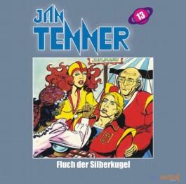 Jan Tenner Classics 13 - Fluch der Silberkugel