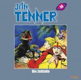 Jan Tenner Classics 14 - Die Zeitfalle