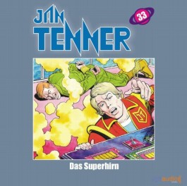Jan Tenner Classics 33 - Das Superhirn