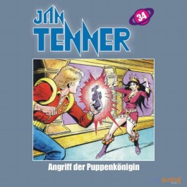 Jan Tenner Classics 34 - Angriff der Puppenkönigin