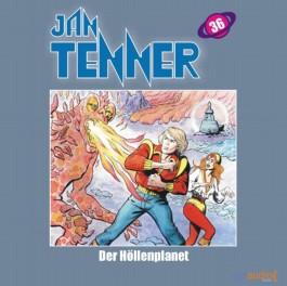 Jan Tenner Classics 36 - Der Höllenplanet