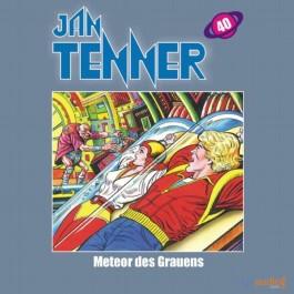 Jan Tenner Classics 40 - Meteor des Grauens