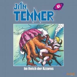 Jan Tenner Classics 41 - Im Reich der Azzarus
