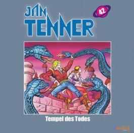 Jan Tenner Classics 42 - Tempel des Todes