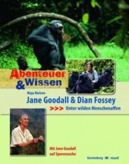 Jane Goodall und Dian Fossey