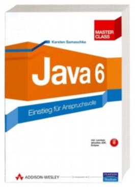 Java 6, m. CD-ROM
