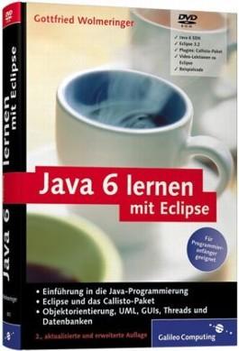 Java 6 lernen mit Eclipse