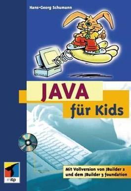 Java für Kids, m. CD-ROM