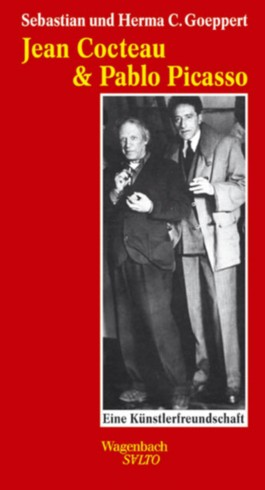 Jean Cocteau und Pablo Picasso