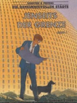 Jenseits der Grenze. Bd.1