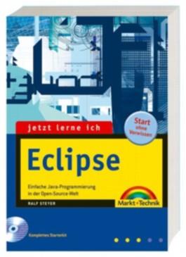 Jetzt lerne ich Eclipse, m. CD-ROM