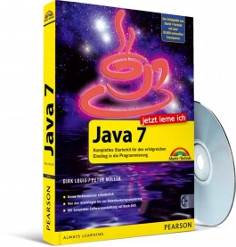 Jetzt lerne ich Java 7