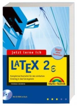 Jetzt lerne ich LaTeX 2e