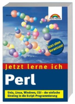 Jetzt lerne ich Perl