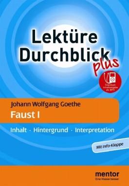 Johann Wolfgang Goethe 'Faust I'