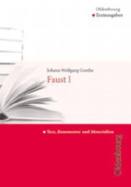 Johann Wolfgang Goethe, Faust I (Textausgabe)