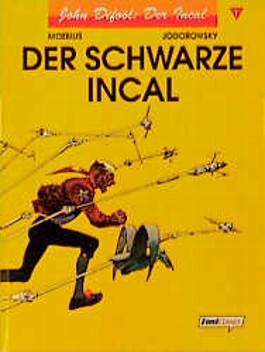 John Difool, Der Incal, Bd.1, Der schwarze Incal