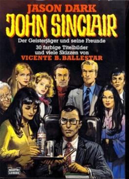 John Sinclair, Der Geisterjäger und seine Freunde, Titelbilder
