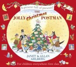 JOLLY CHRISTMAS POSTMAN