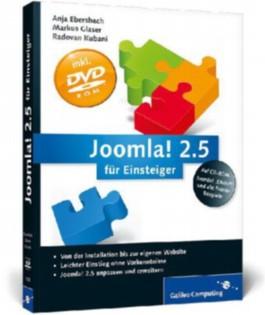 Joomla! 2.5 für Einsteiger