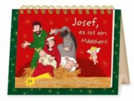 Josef, es ist ein Mädchen!