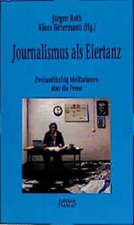 Journalismus als Eiertanz