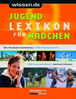Jugendlexikon für Mädchen, m. CD-ROM