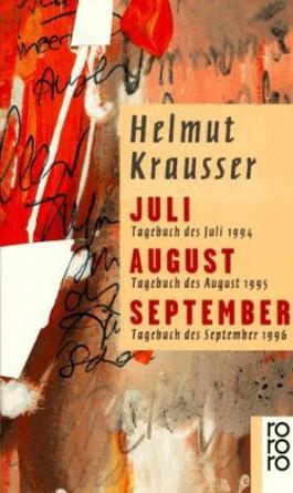 Juli. August. September