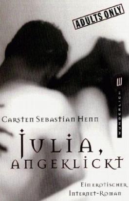 Julia, angeklickt