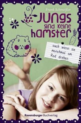 Jungs sind keine Hamster. Auch wenn sie manchmal am Rad drehen