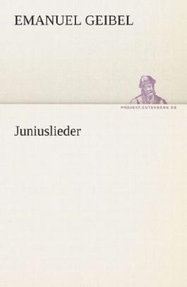 Juniuslieder